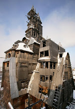 Photo: Wooden Gagster House (Archangelsk, Russia)