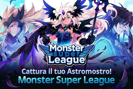 Monster Super League- miniatura screenshot