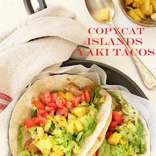 Copycat Islands Yaki Tacos