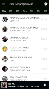 Rádio Black In Love- screenshot thumbnail