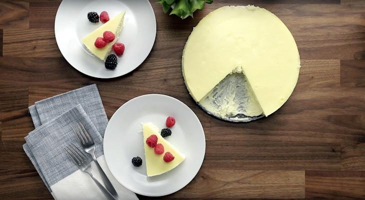 5-Ingredient Cheesecake
