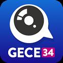 Gece34 icon