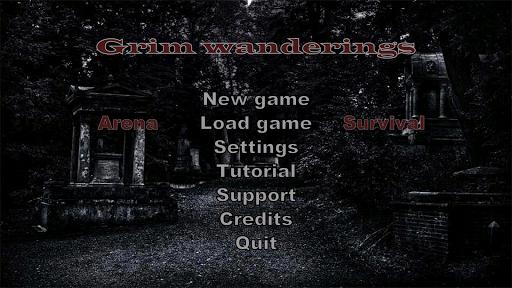 Code Triche Grim wanderings APK Mod screenshots 1
