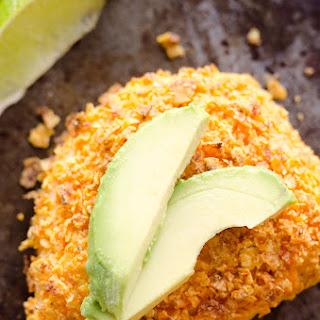 {3 Ingredient} Cheesy Dorito Chicken