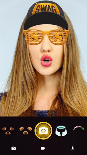 Face Live Camera: Photo Filters, Emojis, Stickers screenshot 3