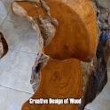 Creative Design of Wood icon