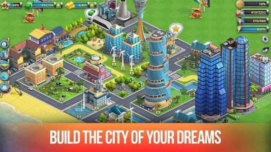 City Island 2 – Building Story 2.7.10 MOD (Unlimited Money) 2