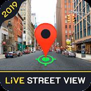Live Street View, GPS Navigation && Satellite Maps