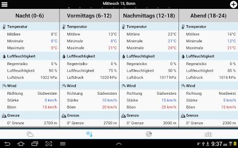 Weather for Germany v1.21