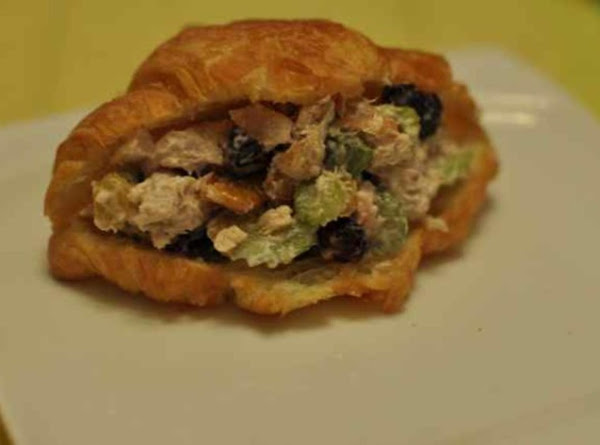 Chicken Salad With Dried Fruit Recipe