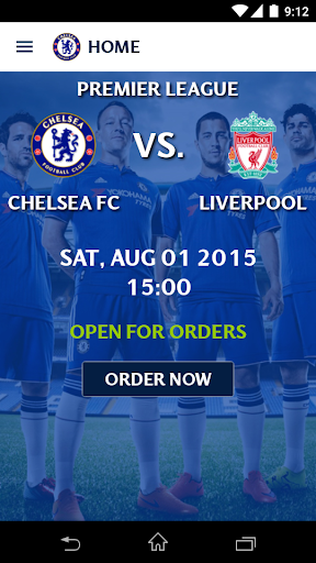 CFC Express App - Chelsea FC