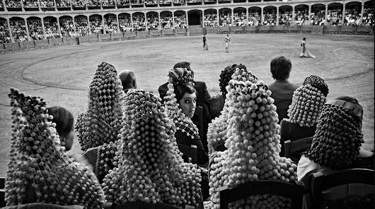 Imagen de Aitor Luna en la Goyesca de Ronda. Aitor Luna.