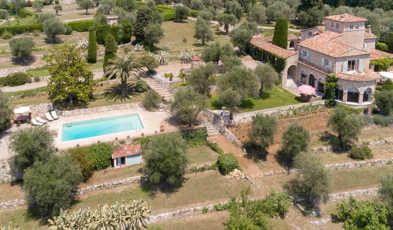 Villa avec piscine et jardin Châteauneuf-Grasse