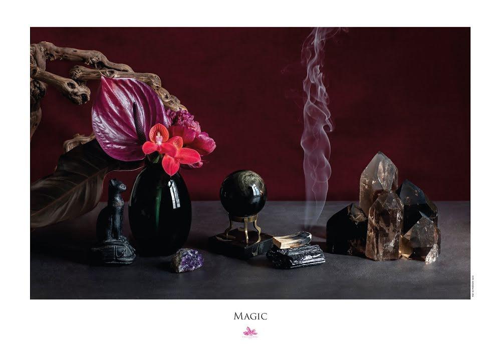 Magic poster 60 x 85 cm