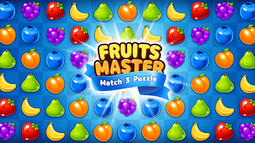 Fruits Master : Fruits Match 3 Puzzle apkpoly screenshots 2