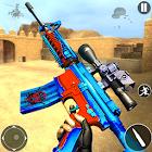 FPS Counter Gun Shoot Strike: War shooting games