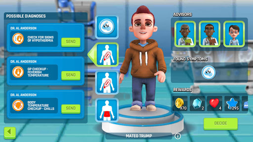 Dream Hospital - Health Care Manager Simulator  screenshots 23