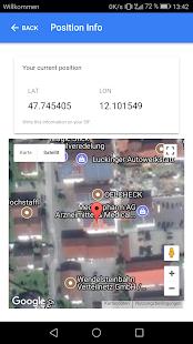 GPS Data Entry - náhled
