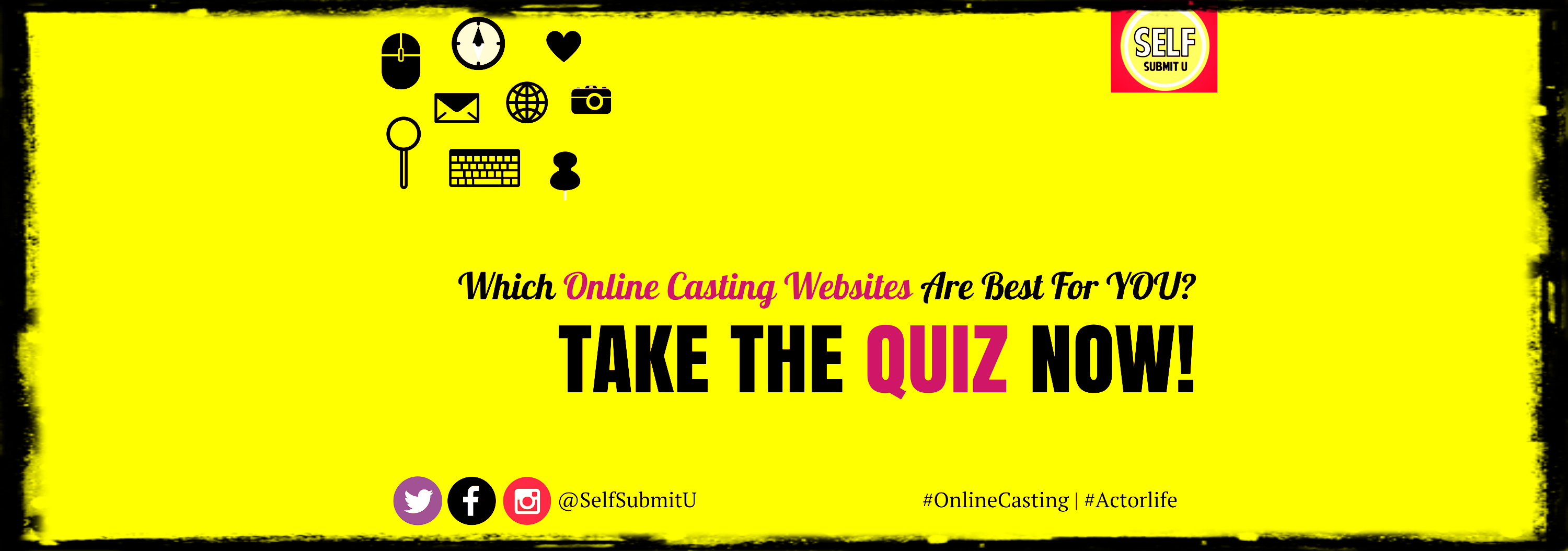 Quiz: Which Online Casting Website Is Best For You?