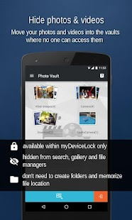 Best FREE AppLock- US Mobile Security myDeviceLock- screenshot thumbnail