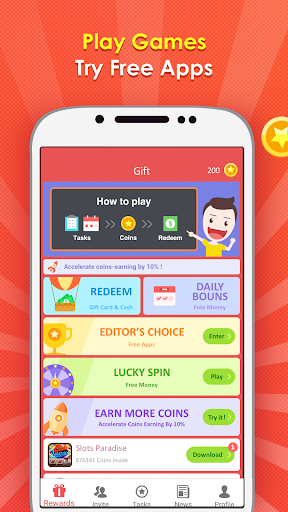 Gift Wallet - Free Reward Card  screenshots 5