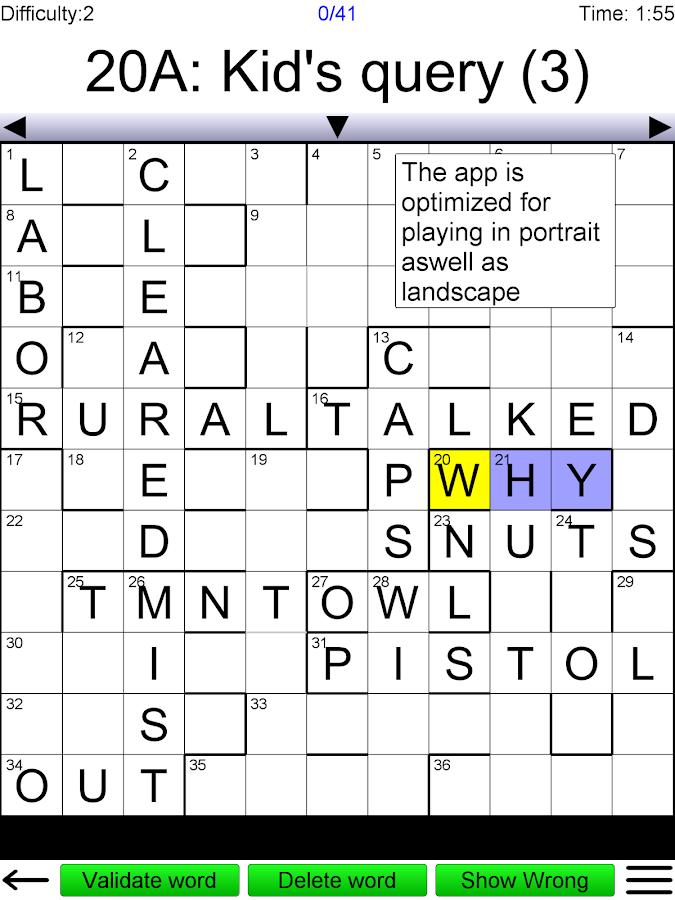 how to play crossword trippler