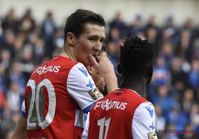 Eddy Snelders explique pourquoi le Club de Bruges n'a pas gagné ses deux dernières rencontres