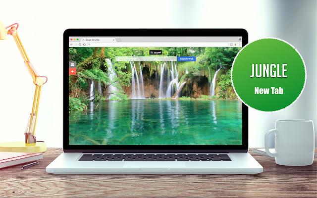 Jungle New Tab