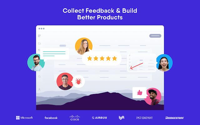 Usersnap - Capture visual feedback & bugs