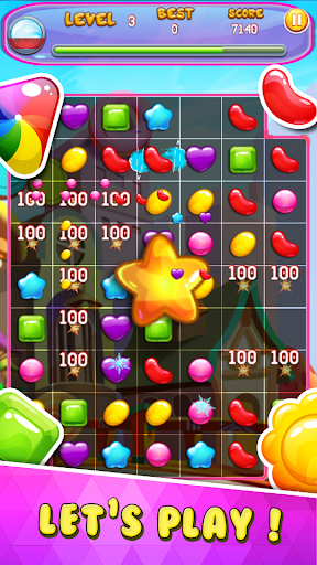 Candy Legend - puzzle match 3 candy jewel 1.13 1