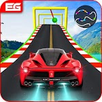 Tricks Master Impossible Car Stunts Racer 2018 Icon