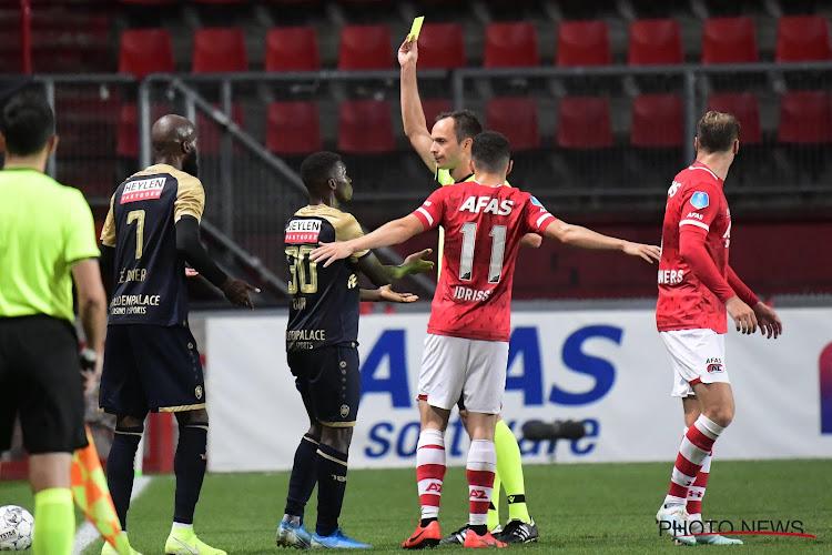 """Wat als Antwerp met 11 had blijven staan? """"Die eerste gele kaart was stom, die tweede was geen geel"""""""