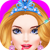 Tải Game Princess Makeover Salon Girl