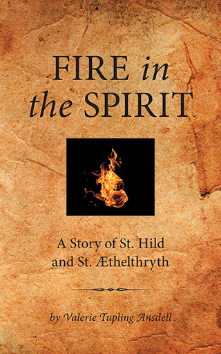 Fire in the Spirit cover