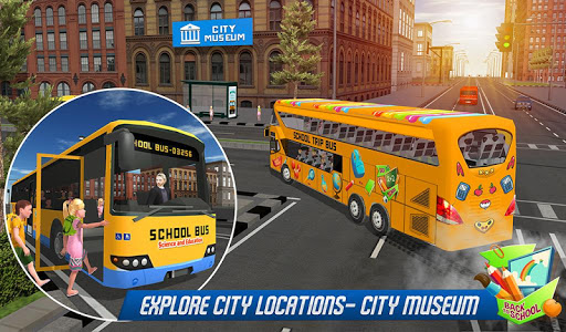School Bus Driver Simulator 2018: City Fun Drive 1.0.2 screenshots 15