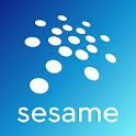 Sesame Mobile Practice icon