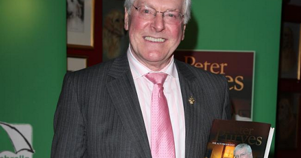 Peter Purves 'horrified' at female Doctor Who