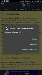 This Love is Kill Me (Kaskus sfth) - náhled
