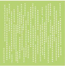 Kaisercraft Designer Template 6X6 - Dotted Lines