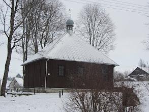 Photo: Seniausia Lietuvoje Keturiasdešimties totorių kaimo mečetė, pastatyta 1815 m.
