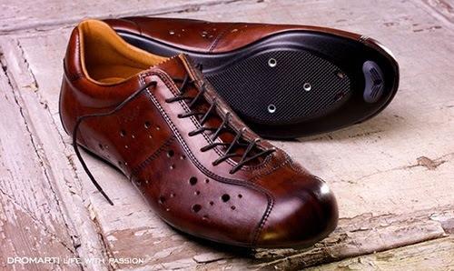 zapatillas de cuero ciclismo carretera