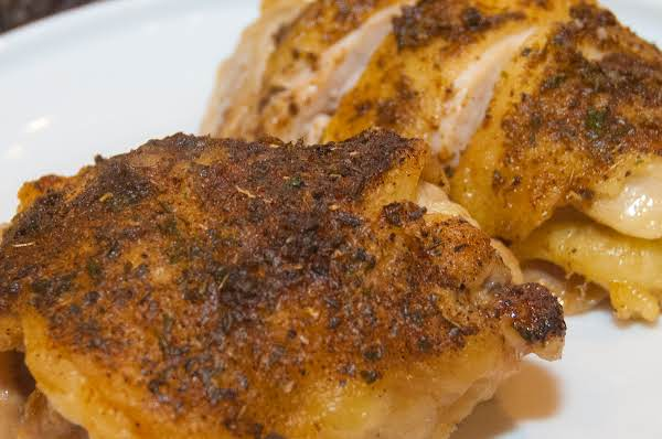 Poultry Essentials: Crispy Chicken Thighs Recipe