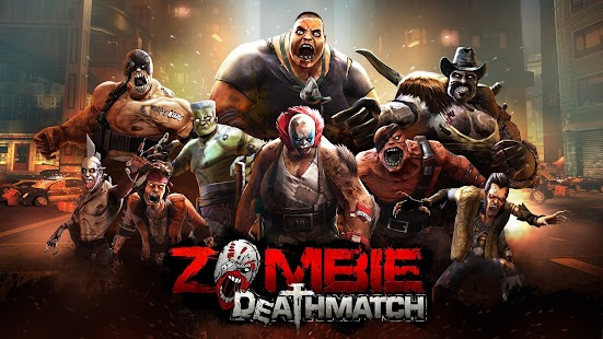 Zombie Fighting Champions Screenshot