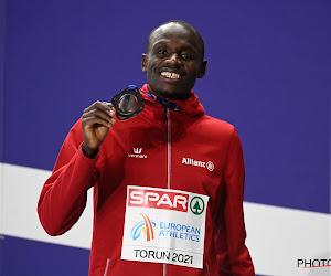 Isaac Kimeli dikt de Belgische vreugde nog wat aan met zilver op EK indoor, Belgian Tornados pakken net naast medaille