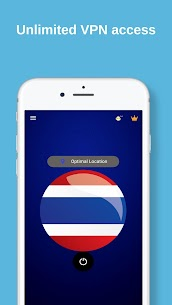 Thailand VPN – Free VPN Proxy & Wi-Fi Security App Download For Android 6