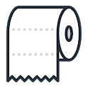 Flush - Find Public Toilets/Restrooms icon