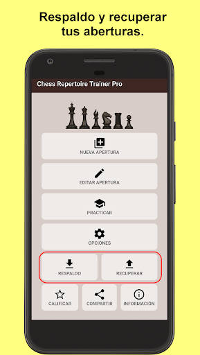 Chess Repertoire Trainer  trampa 1