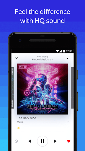 Yandex Music u2014 listen and download Apk apps 2