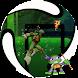 Jumping Mutant Ninja