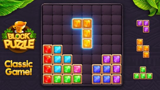 Block Puzzle Jewel 5